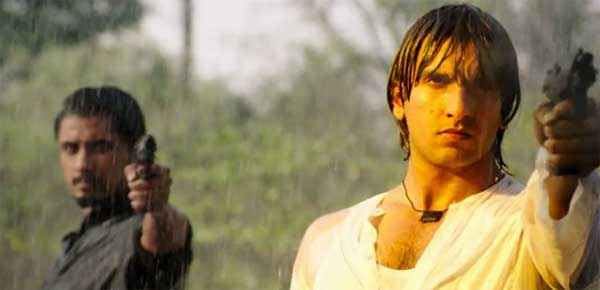 Kill Dil Ranveer Singh Fighting In Rain Stills