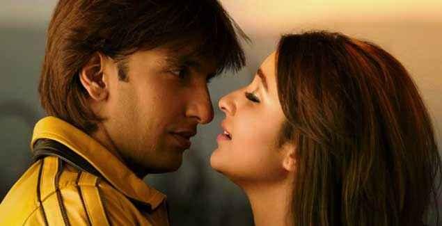 Kill Dil Ranveer Singh Parineeti Chopra Romantic Pics Stills