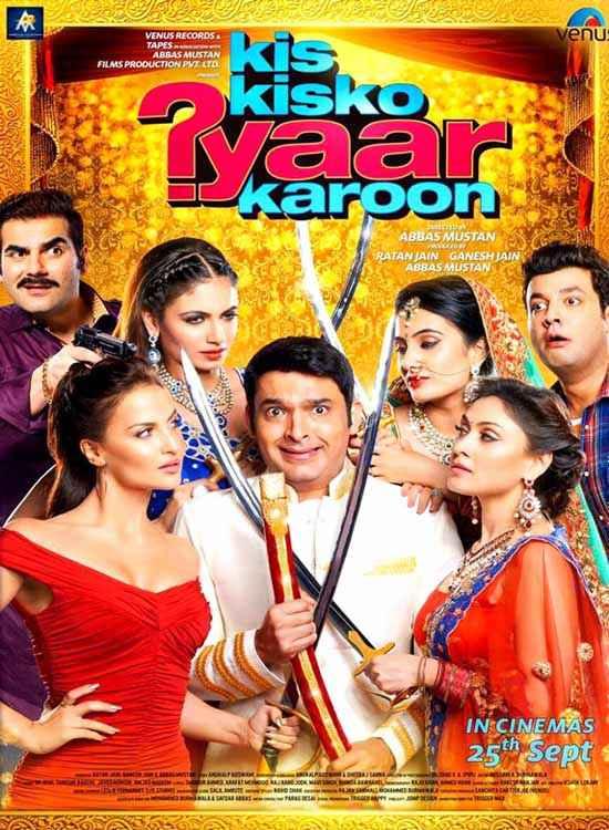 Kis Kisko Pyaar Karu Poster