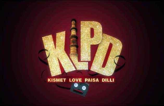 Kismat Love Paisa Dilli Images Poster