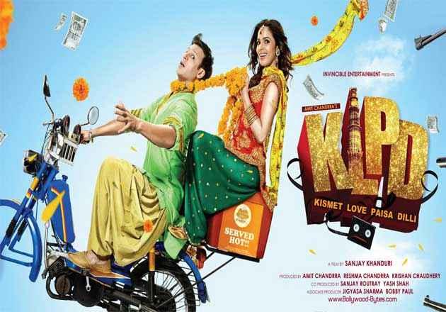 Kismat Love Paisa Dilli Wallpaper Poster