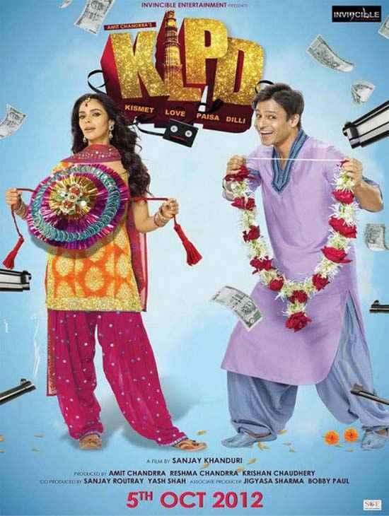 Kismat Love Paisa Dilli Poster