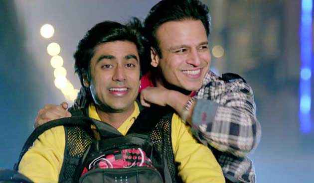 Kismat Love Paisa Dilli Vivek Oberoi And Anshuman Jha Stills
