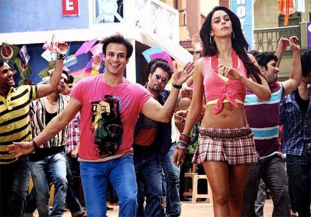 Kismat Love Paisa Dilli Vivek Oberoi Follow Mallika Sherawat Stills