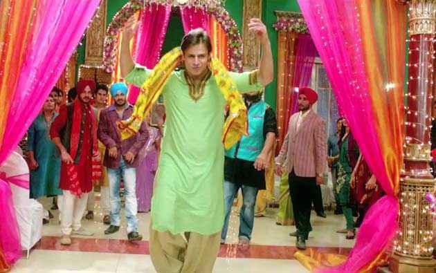 Kismat Love Paisa Dilli Vivek Oberoi In Dance Scene Stills