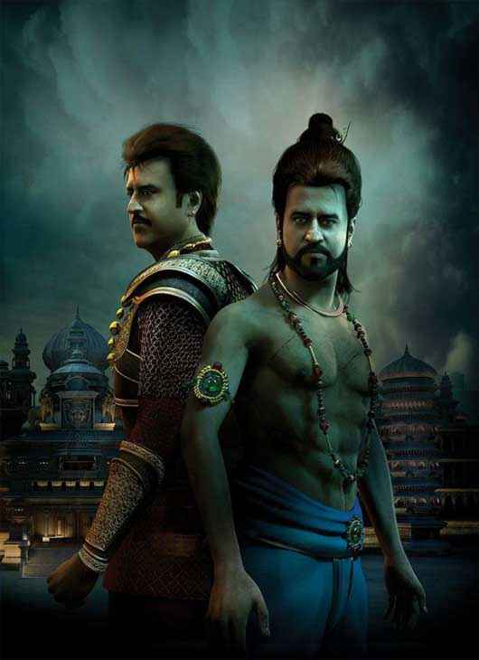 Kochadaiyaan Rajinikanth Photos Stills