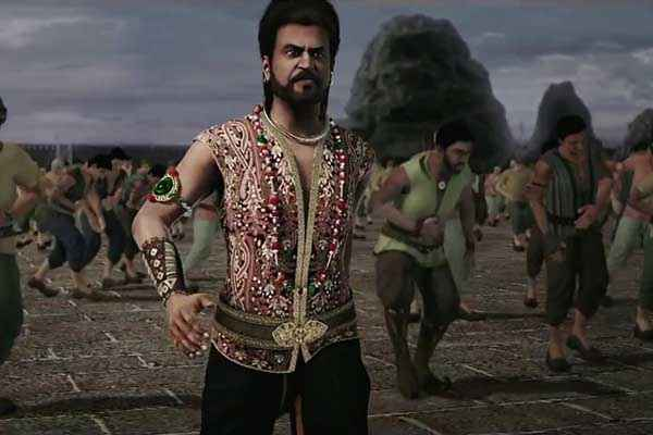 Kochadaiyaan Rajinikanth The Legend Stills