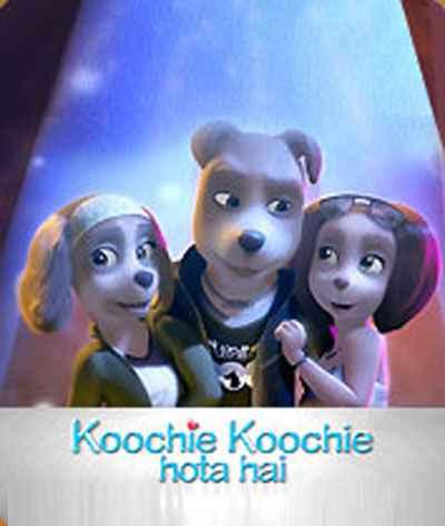 Koochie Koochie Hota Hai Poster
