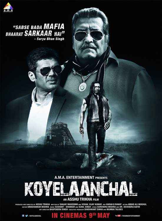Koyelaanchal Poster