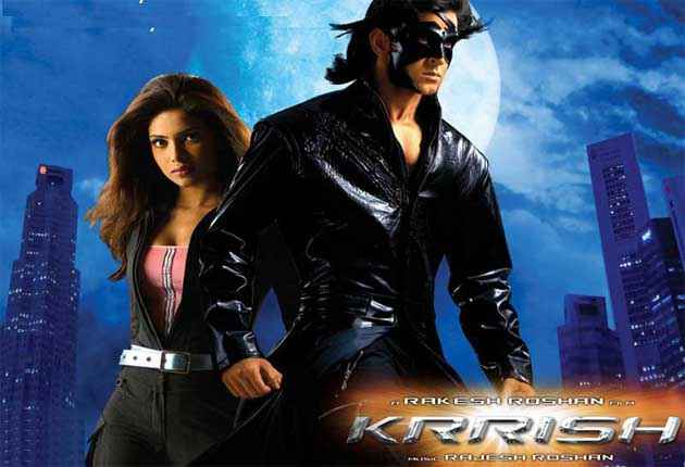 Krrish 3 Sexy Wallpaper Poster