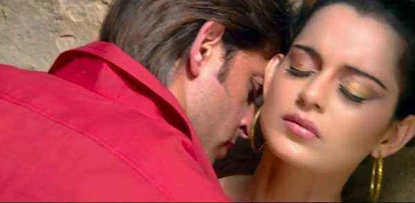 Krrish 3 Hrithik Roshan Kangana Ranaut Romance Stills