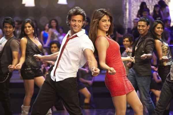 Krrish 3 Hrithik Roshan Priyanka Chopra Dance Stills
