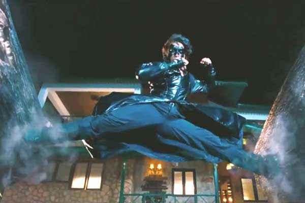 Krrish 3 Hrithik Roshan Super Hero Stills
