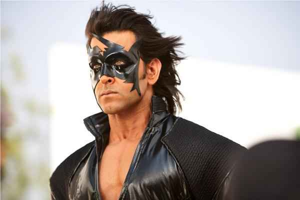 Krrish 3 Hrithik Roshan Wallpaper Stills