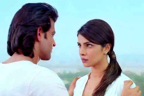 Krrish 3 Priyanka Chopra With Hrithik Roshan Stills