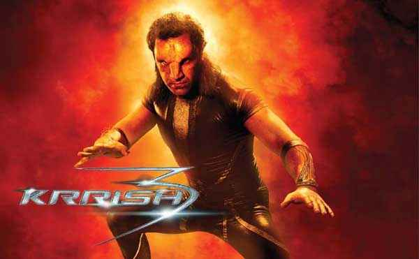 Krrish 3 Super Hero New Stills