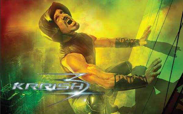 Krrish 3 Super Look Stills
