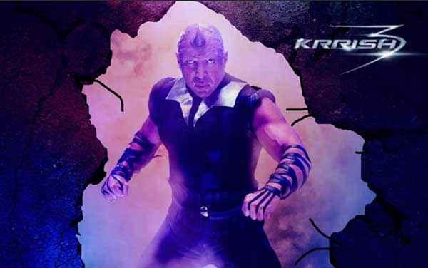 Krrish 3 Super Villain Stills