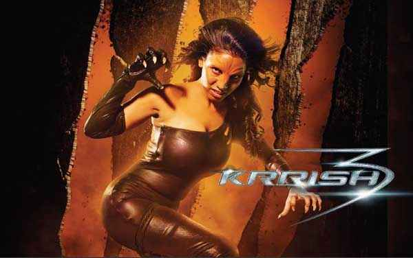 Krrish 3 Super Woman Stills