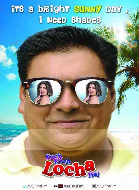 Kuch Kuch Locha Hai Ram Kapoor Poster