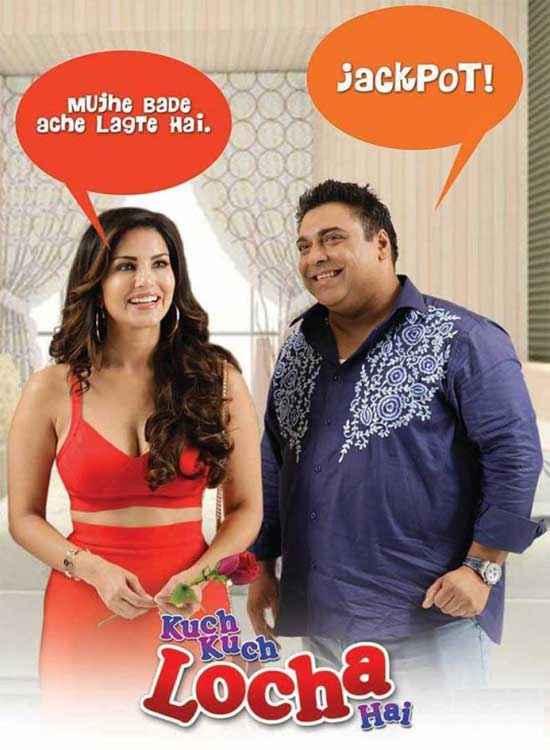 Kuch Kuch Locha Hai Sunny Leone Ram Kapoor Stills