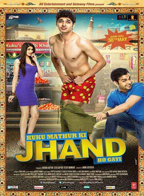 Kuku Mathur Ki Jhand Ho Gayi  Poster