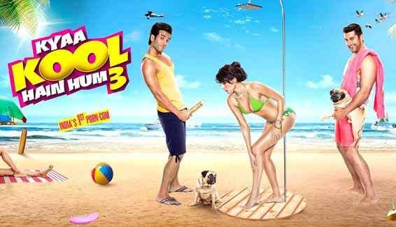 Kyaa Kool Hain Hum 3 Hot Poster