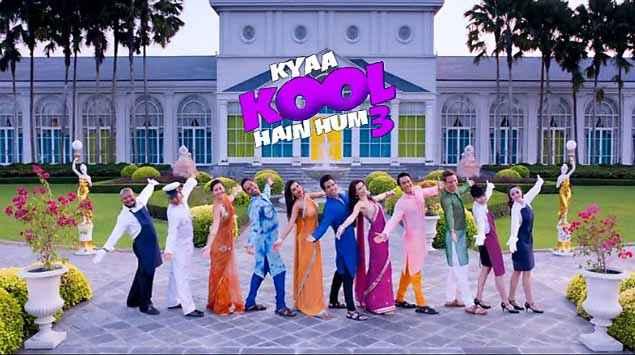 Kyaa Kool Hain Hum 3 All Star Cast Wallpaper Stills