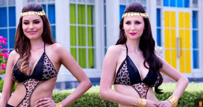 Kyaa Kool Hain Hum 3 Hot Gizele Thakral Claudia Ciesla In Bikini Stills