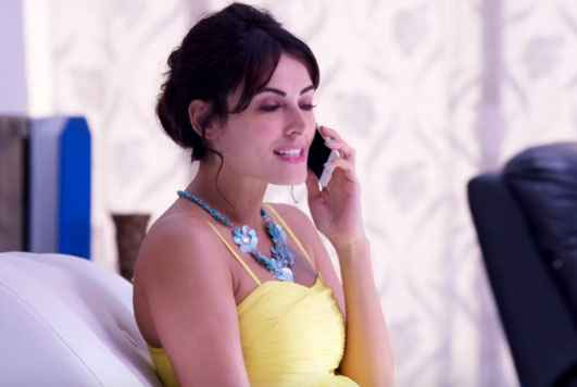 Kyaa Kool Hain Hum 3 Mandana Karimi In Yellow Dress Stills