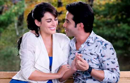 Kyaa Kool Hain Hum 3 Mandana Karimi Tusshar Kapoor Romance Stills