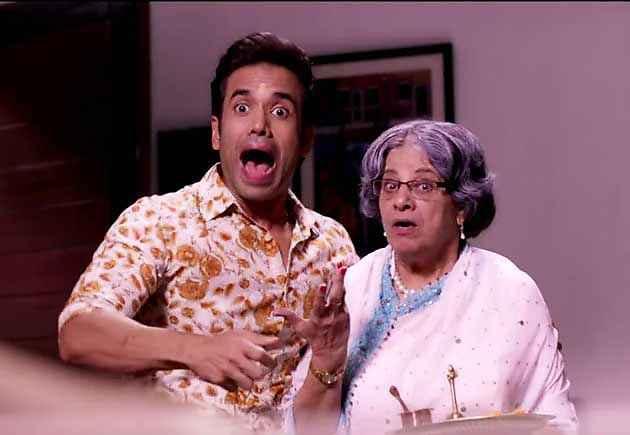 Kyaa Kool Hain Hum 3 Tusshar Kapoor Acting Stills