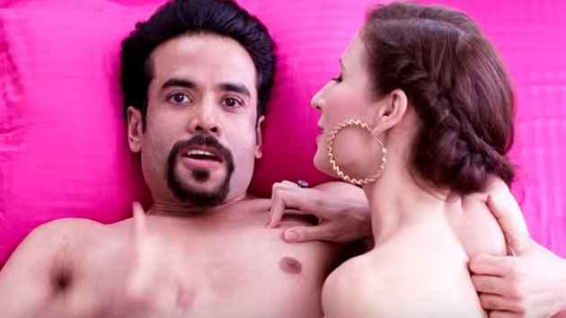 Kyaa Kool Hain Hum 3 Tusshar Kapoor Claudia Ciesla Hot Romance Stills
