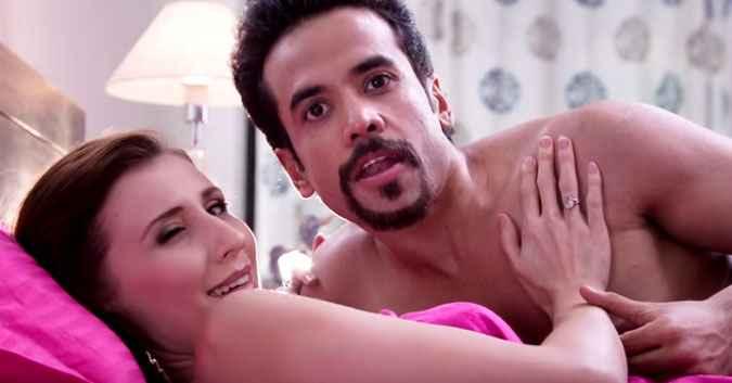 Kyaa Kool Hain Hum 3 Tusshar Kapoor Claudia Ciesla Hot Scene Stills