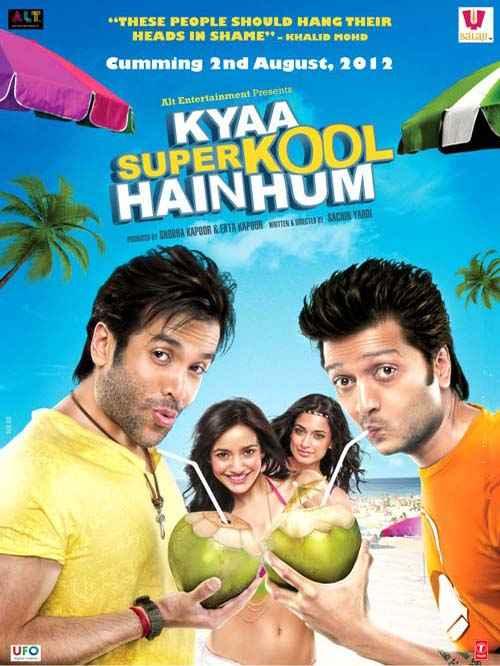 Kyaa Super Kool Hain Hum Image Poster