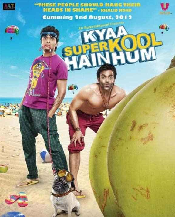 Kyaa Super Kool Hain Hum Poster