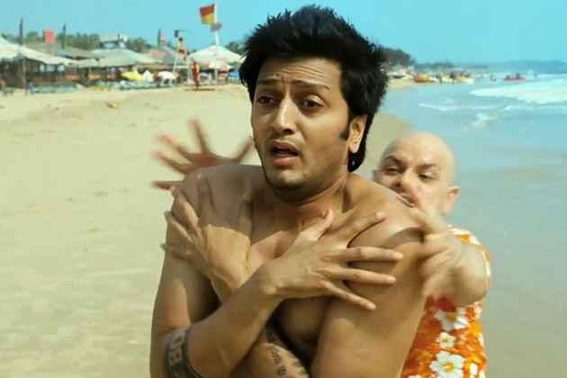 Kyaa Super Kool Hain Hum Riteish Deshmukh Hot Scene Stills