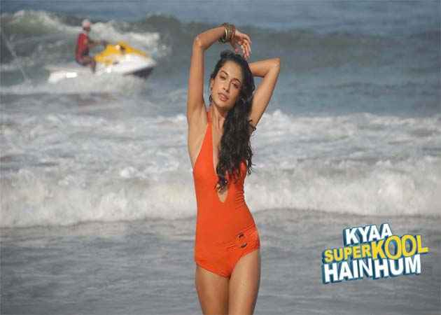 Kyaa Super Kool Hain Hum Sarah Jane Dias Hot Stills