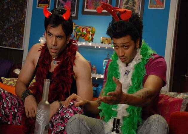Kyaa Super Kool Hain Hum Tusshar Kapoor Riteish Deshmukh Stills