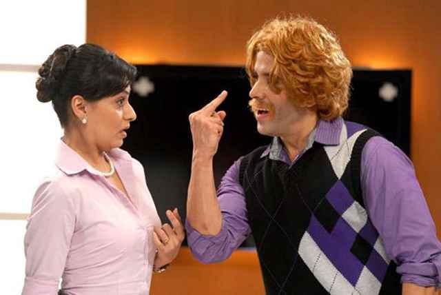 Kyaa Super Kool Hain Hum Tusshar Kapoor Scene Stills