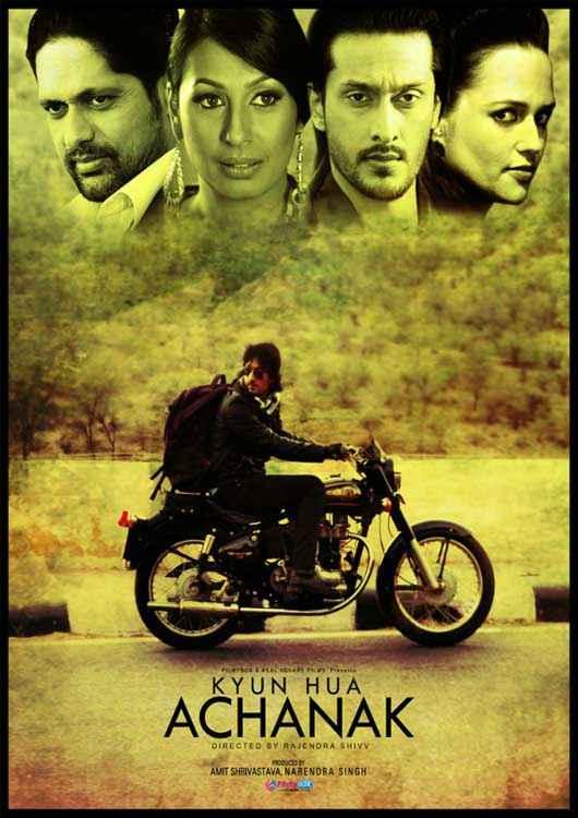 Kyun Hua Achanak Poster