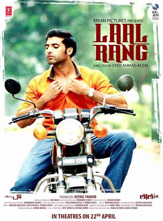 Laal Rang Akshay Oberoi Poster