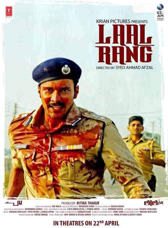 Laal Rang Rajniesh Duggall Poster