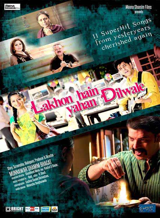 Lakhon Hain Yahan Dilwale Image Poster