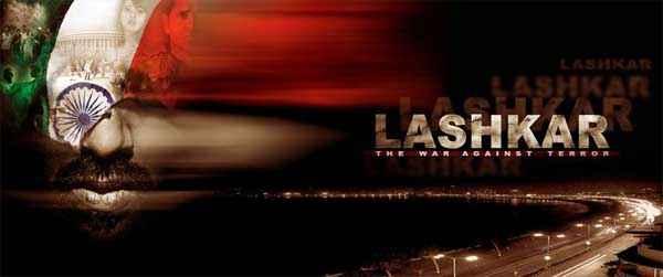 Lashkar The War Against Terror  Poster