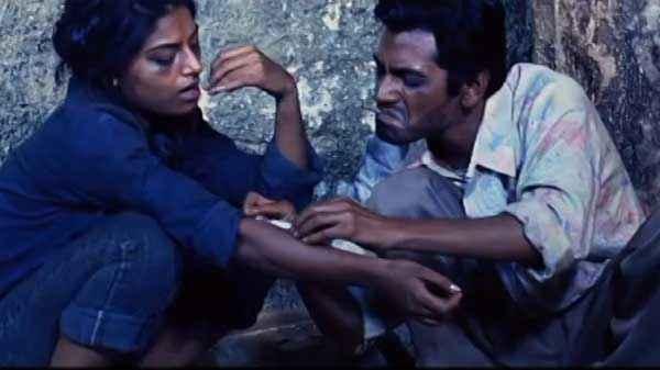 Lateef Nawazuddin Siddiqui With Actress Stills