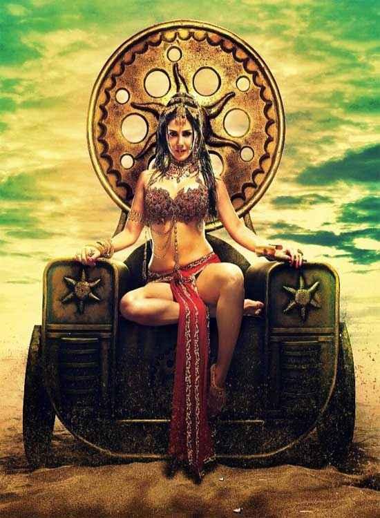 Ek Paheli Leela Sunny Leone First Look Poster
