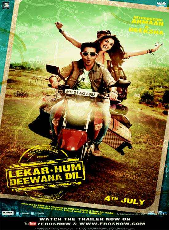Lekar Hum Deewana Dil Poster