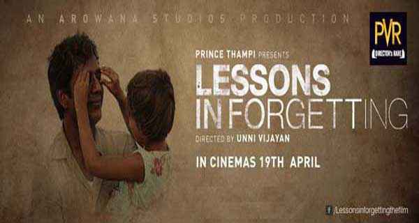 Lessons in Forgetting Images Poster