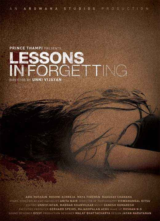 Lessons in Forgetting Pics Poster